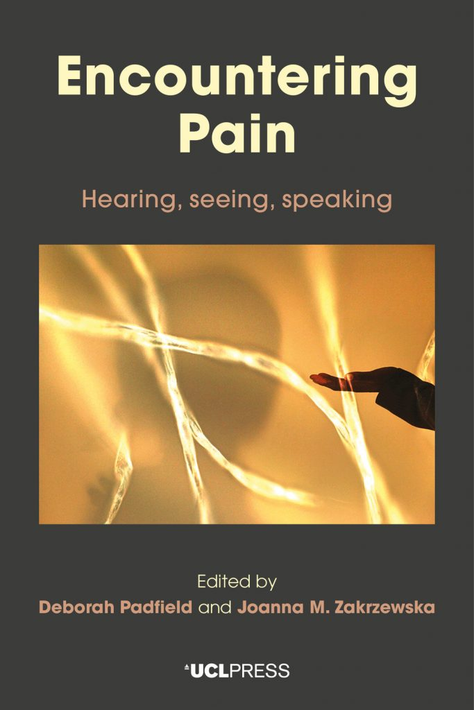 Book cover for Encountering Pain