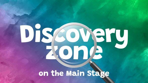 Discovery Zone logo